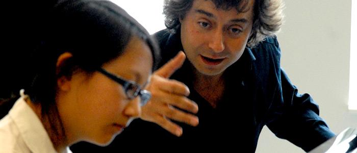 Visiting Artist: Fabio Bidini