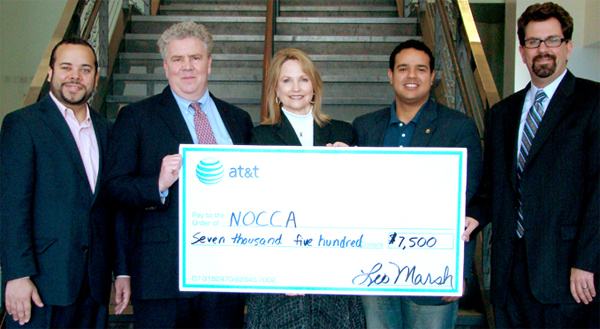 NOCCA receives $7,500 grant from AT&T