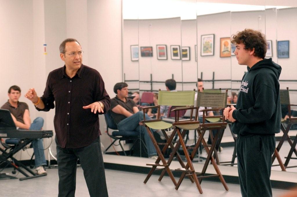 Visiting Artist: Jeff Passero