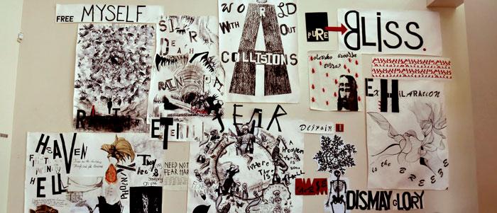 Visiting Artist: Lesley Dill
