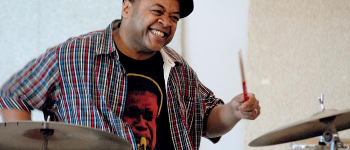 Visiting Artist: Jeff 'Tain' Watts