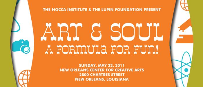 ART & SOUL 2011: A Formula For Fun!