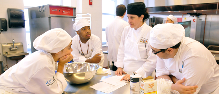NOCCA Launches A Four-Year Culinary Arts Program For High School Students