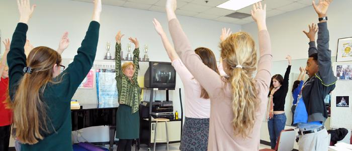 Master Class: Soprano & NOCCA Alum Jeanne-Michèle Charbonnet