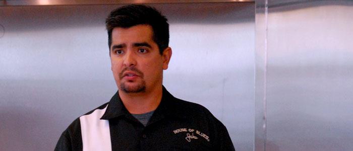 Master Class: Chef Aaron Sanchez