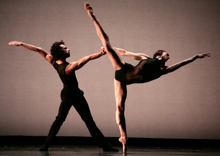 November 11 & 12: The New Orleans Premiere Of Jacoby & Pronk Contemporary Dance Artists!