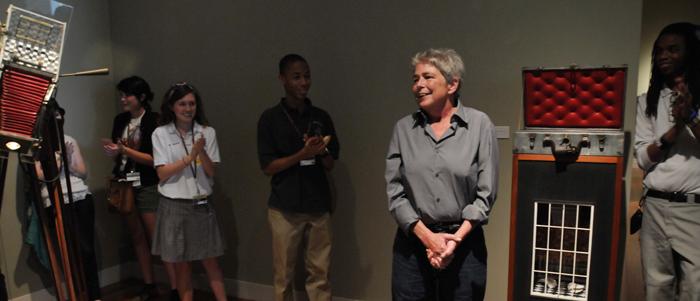 NOCCA Faculty Member Ersy Schwartz Gets Retrospective At Ogden Museum Of Southern Art
