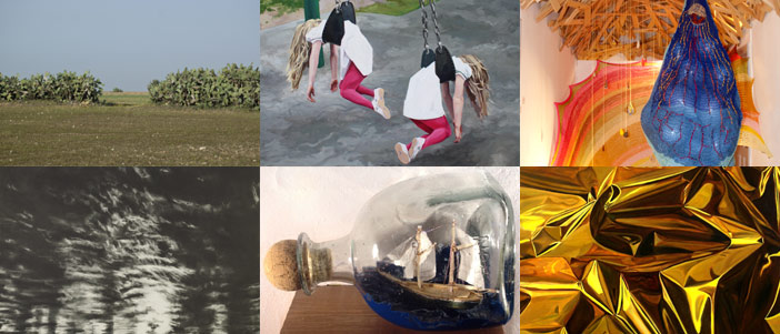 NOCCA's 'On the Edge' Gallery Series  Kicks Off the 2011-2012 Season with an Alumni Exhibition