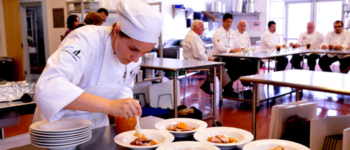 """October 14 – 25: Celebrate NOCCA's Culinary Arts Program With """"The Dish That Makes A Difference"""""""