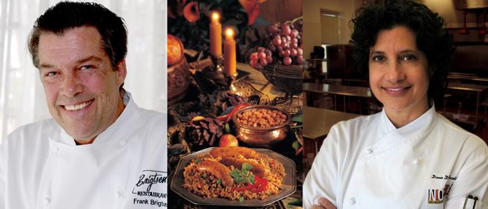 Cooking @NOCCA: Take Classes With Chef Frank Brigtsen & Chef Dana D'Anzi Tuohy