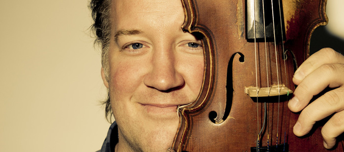 March 16: Acclaimed Jazz Violinist Christian Howes In Concert At NOCCA