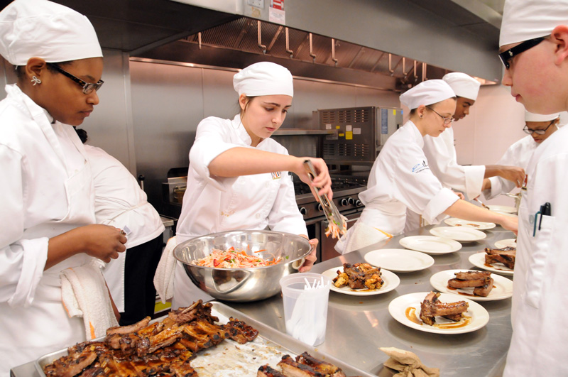 'Dish that Makes a Difference' Supports NOCCA & Louisiana's Next Generation Of Culinary Artists