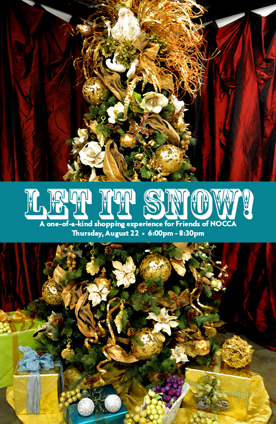 LET IT SNOW! On August 22, Skip The Heat & Get A Head-Start On The Holidays
