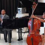 Wynton Marsalis master class, classical music