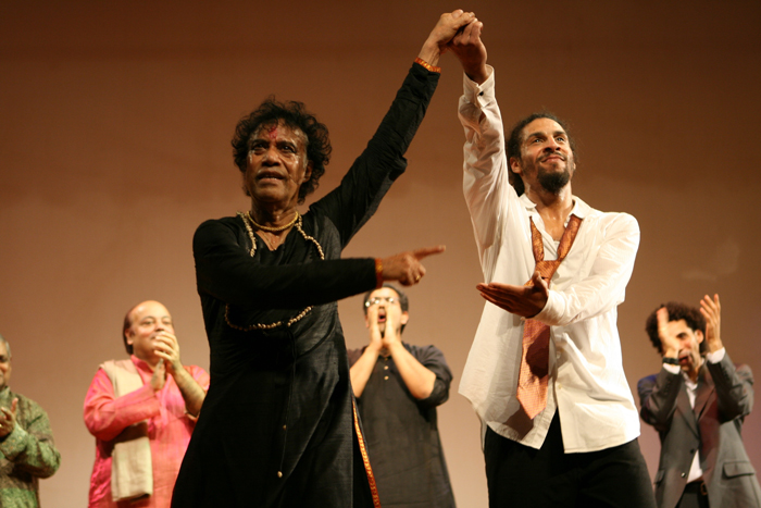 The NOCCA Institute & NOBA Present Indian Kathak Dance Master Pandit Chitresh Das & Emmy Award-Winning Tap Star Jason Samuels Smith