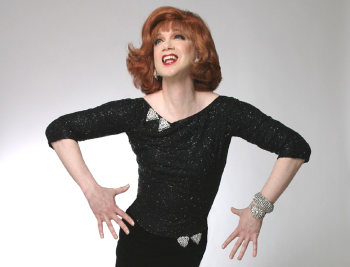 December 3: Broadway @ NOCCA, Featuring Playwright & Actor Charles Busch, With Varla Jean Merman
