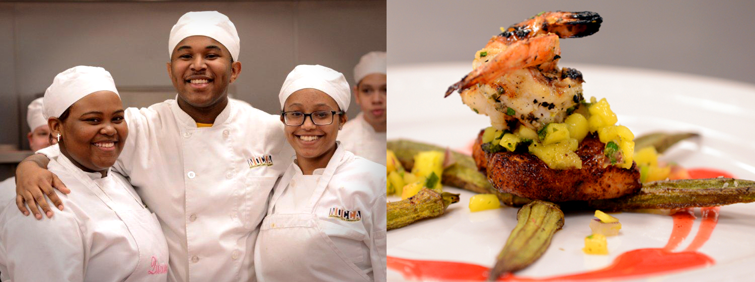 """March 21 – 30: Support Louisiana's Next Culinary Artists & Order The """"Dish That Makes A Difference"""""""
