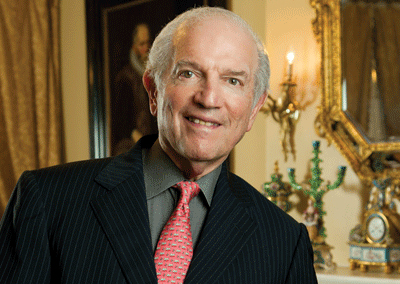 Dr. Ralph Lupin: Former Board President, Longtime Friend Of NOCCA