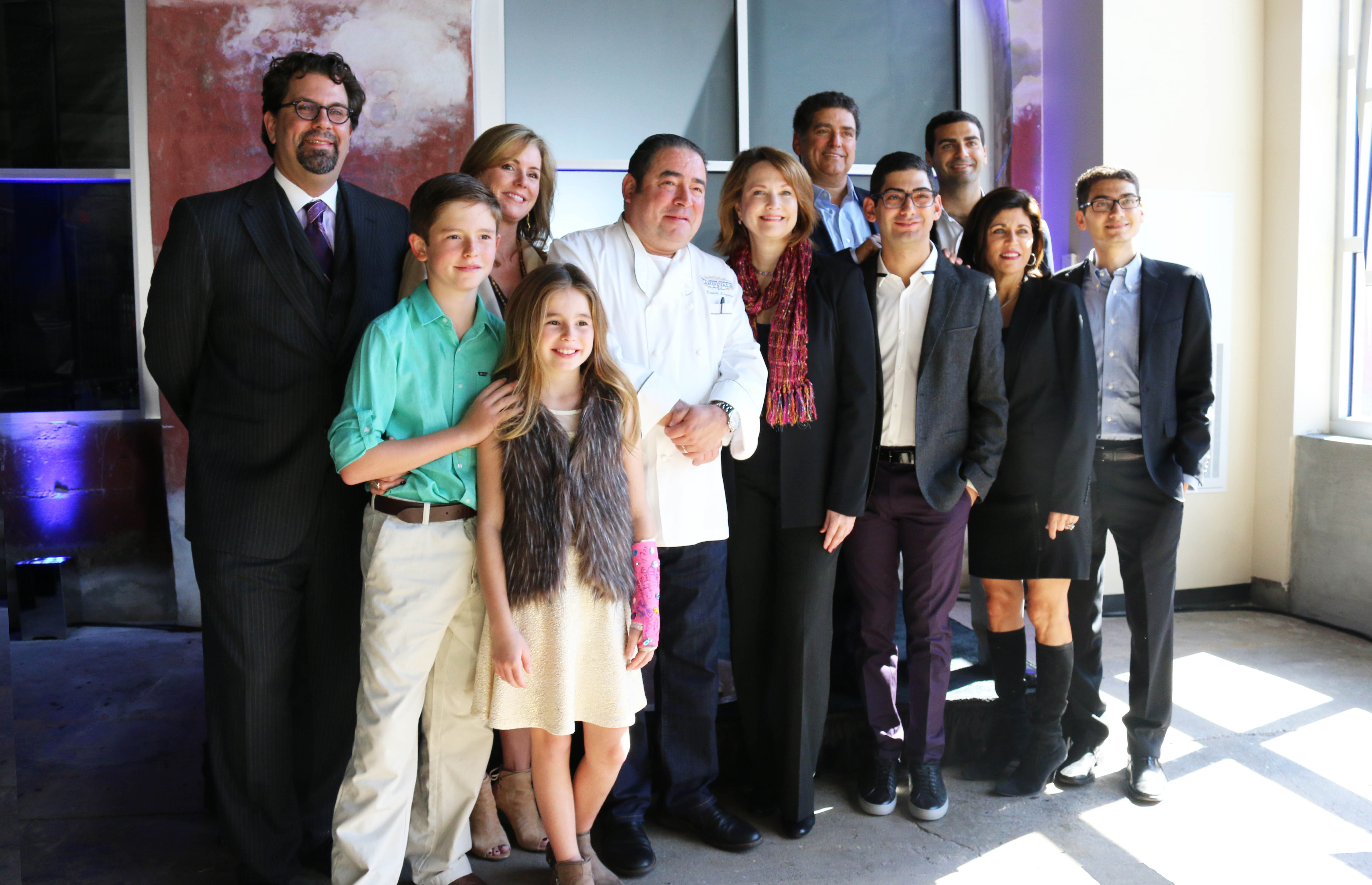 Emeril Lagasse Foundation & The Solomon Family Partner To Announce A Major Grant In Support Of NOCCA