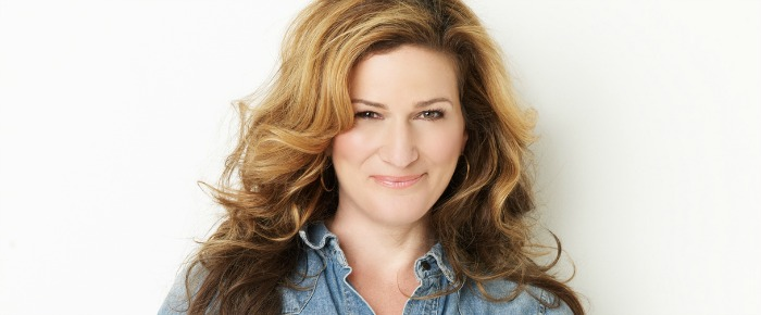 March 28: Star Of SNL & Theatre Ana Gasteyer Performs On The Broadway @ NOCCA Series