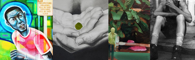 "The NOCCA Institute's 5 Press Gallery & NOCCA's Ken Kirschman Artspace Present ""39 Or So…"", An Alumni Show"