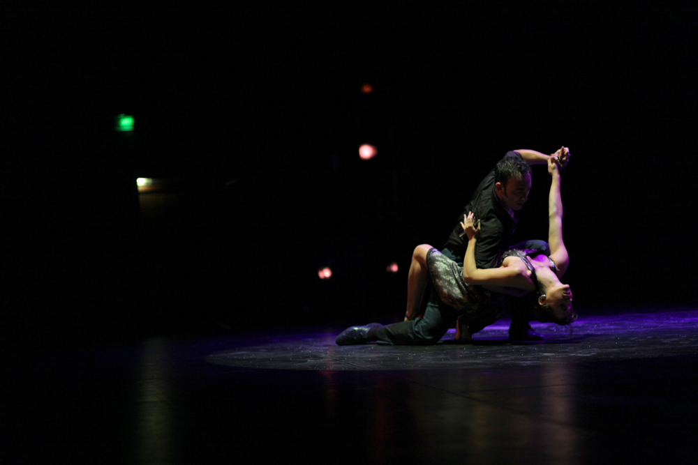 """March 20-22: The NOCCA Institute & New Orleans Ballet Association Present Unión Tanguera  In The Full-Evening, Contemporary Tango Show """"Nuit Blanche"""""""