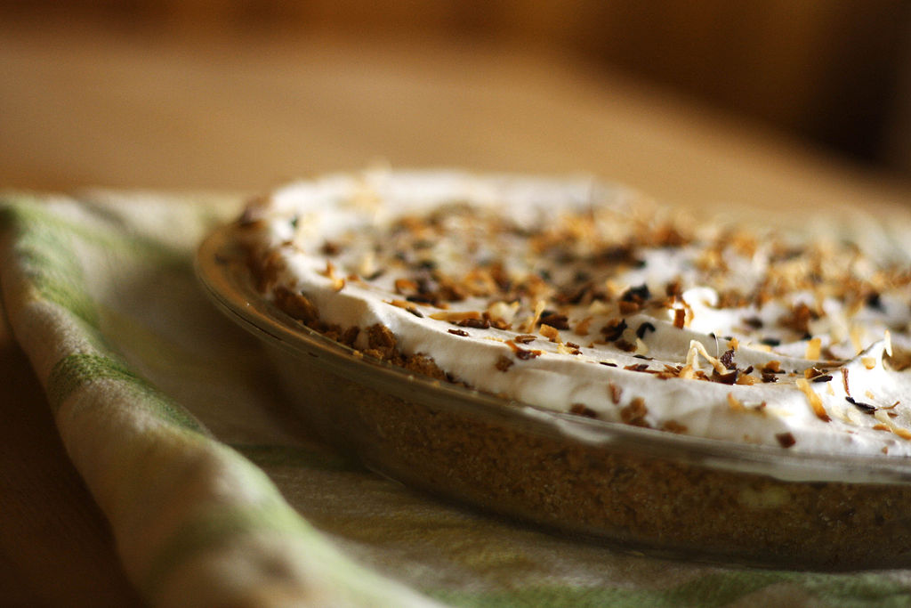 """April Pie Of The Month: The """"Almond Joyous"""""""