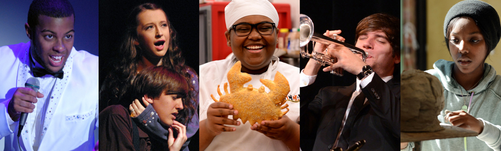 """Wednesday, April 29: Take Part In """"A Taste Of NOCCA"""" & Support Louisiana's Young Artists!"""