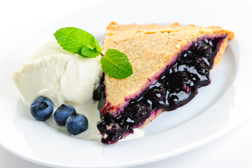 NOCCA's Final Pie Of The Month Is An Early Summer Treat: Grandma's Double-Crust Blueberry