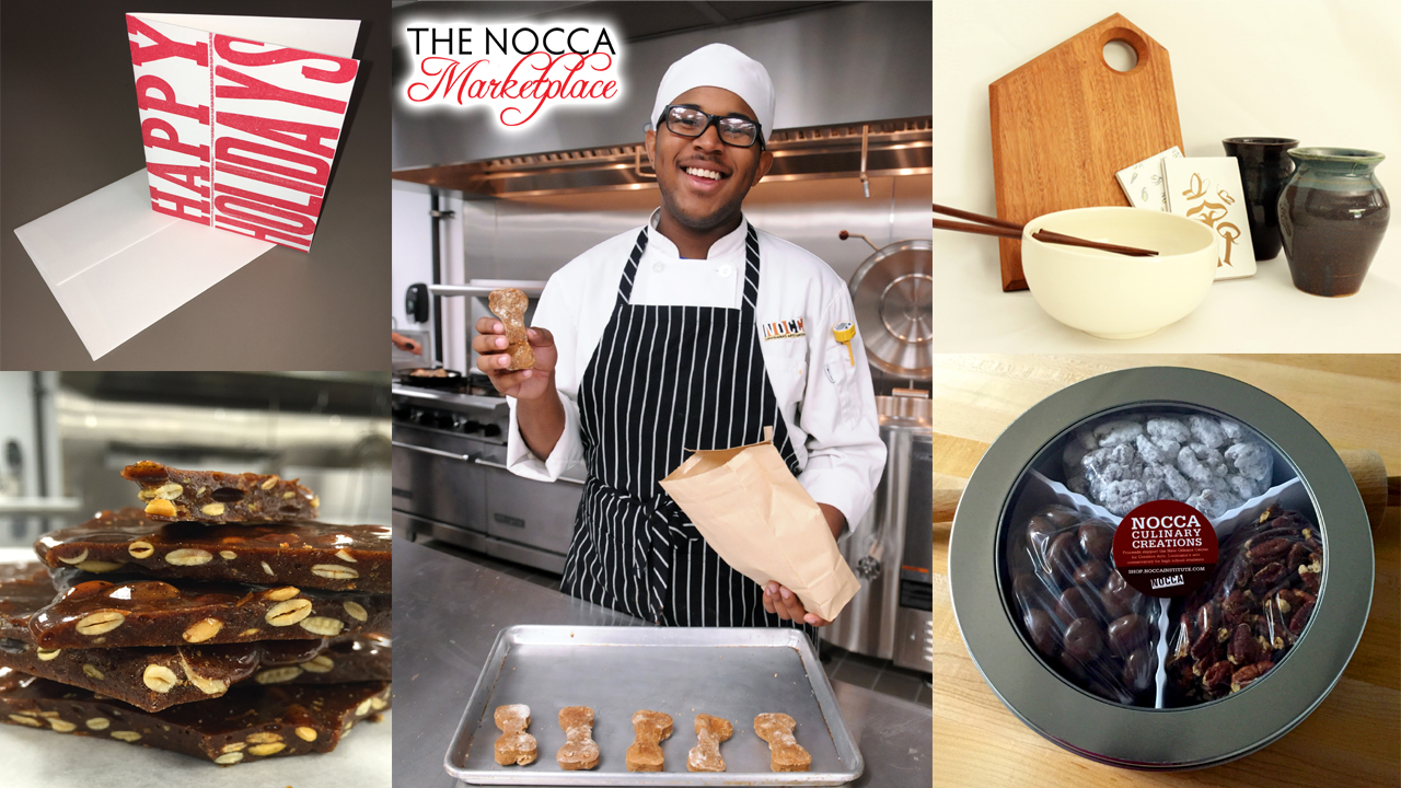Now Open: The NOCCA Holiday Marketplace