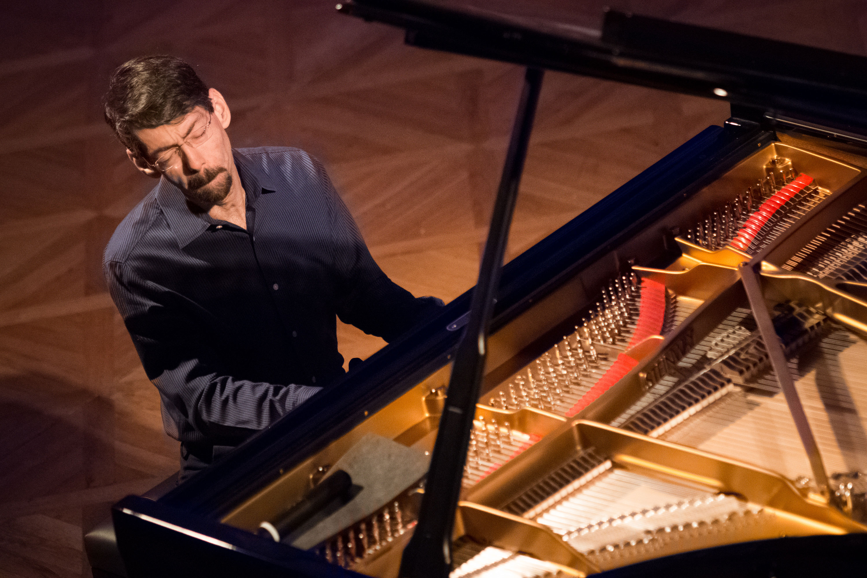 Fred Hersch, Legendary Jazz Pianist, Performs At NOCCA With The Fred Hersch Trio On February 24