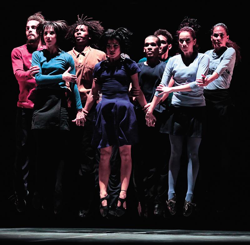 Next At NOCCA: Malpaso Dance Company, Cuba's Newest Dance Export