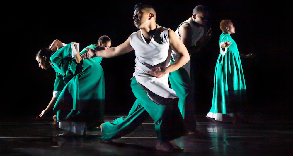 January 27-29: Ronald K. Brown/Evidence dance company perform in Lupin Hall