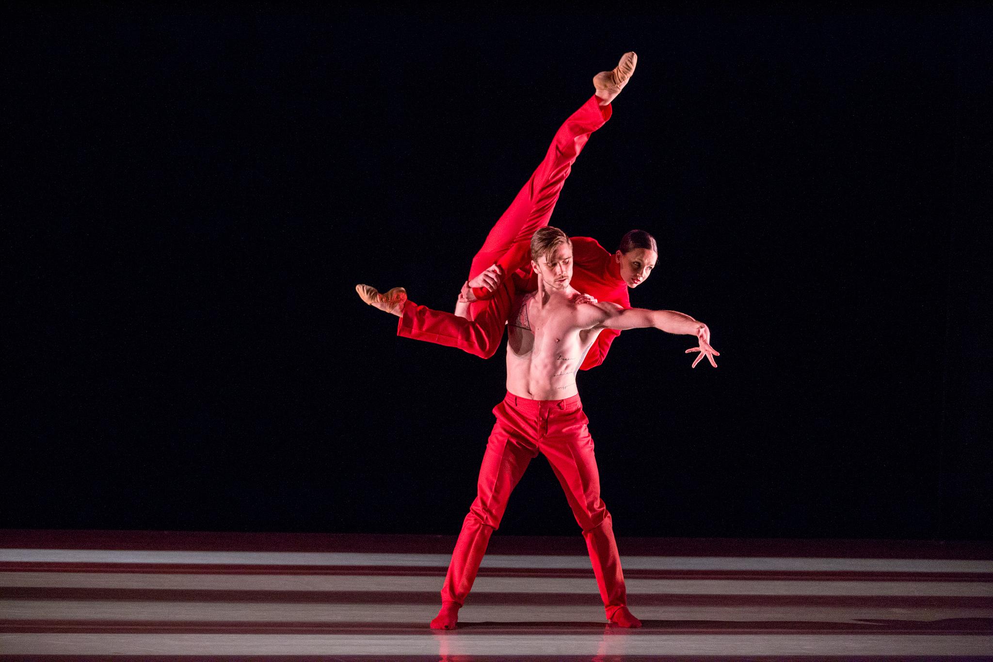 November 10 and 11: Three performances by Aspen Santa Fe Ballet