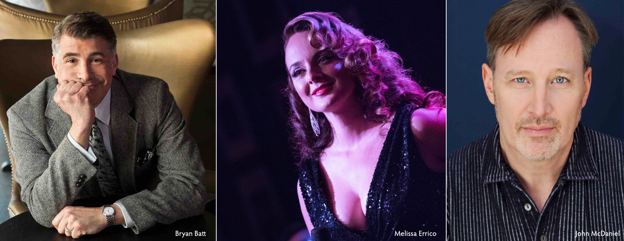 Tony Award nominee Melissa Errico and Bryan Batt come to NOCCA on March 1