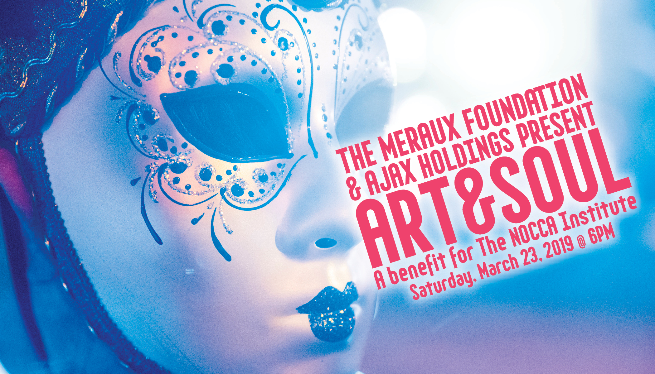 March 23: Join The NOCCA Institute for our annual ART&SOUL gala