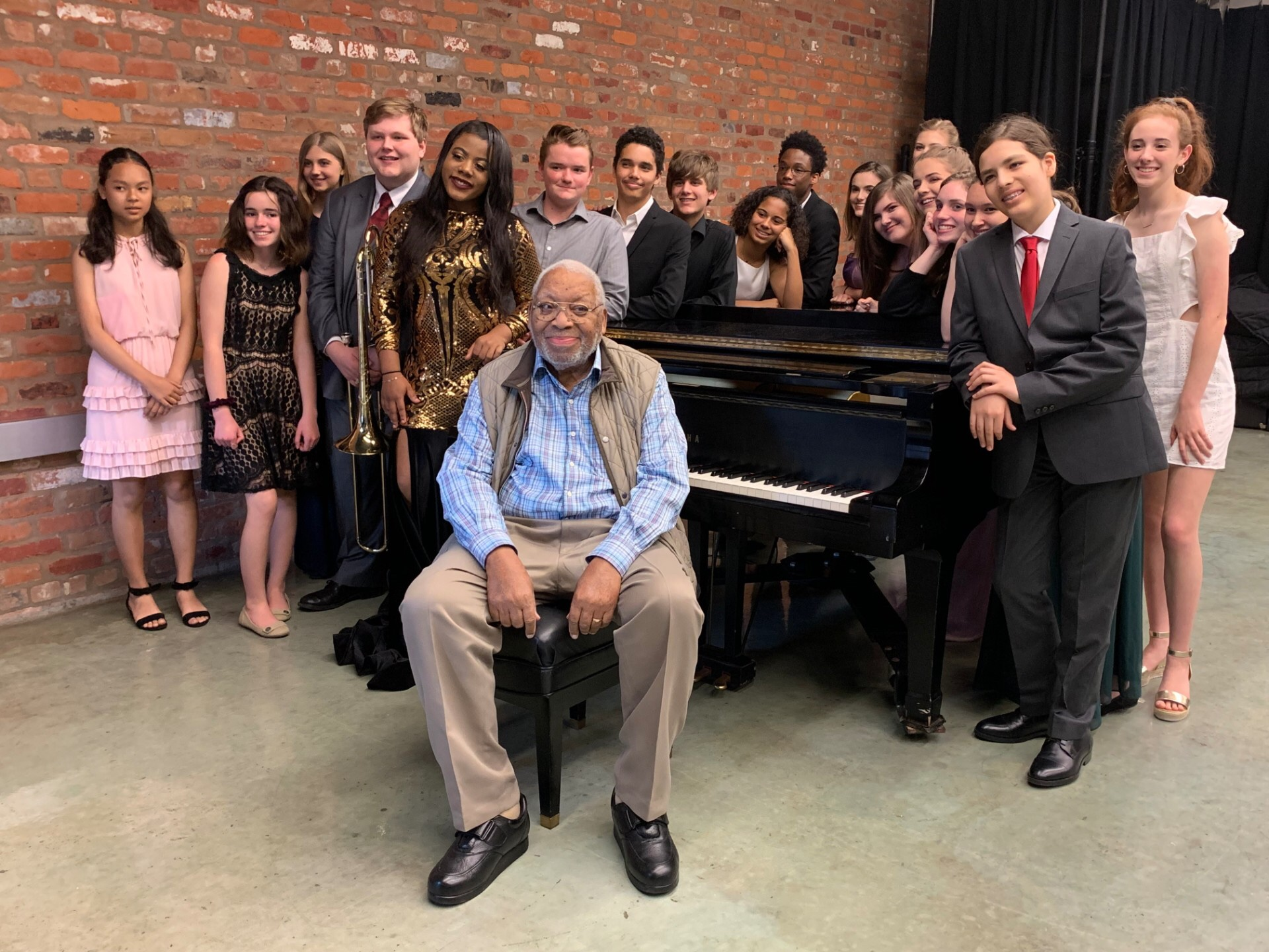 Ellis Marsalis, one of NOCCA's founding fathers, has died
