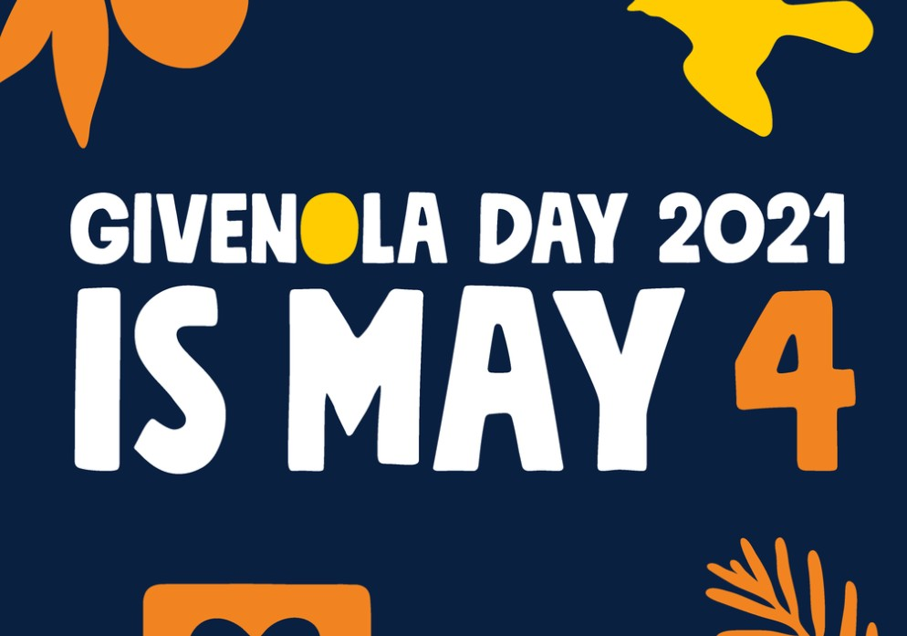 GiveNOLA Day is May 4, 2021!